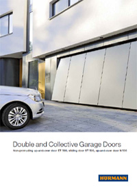 Hormann Double and Collective Garage Doors