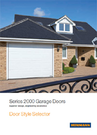 Hormann Series 2000 Garage Door styles